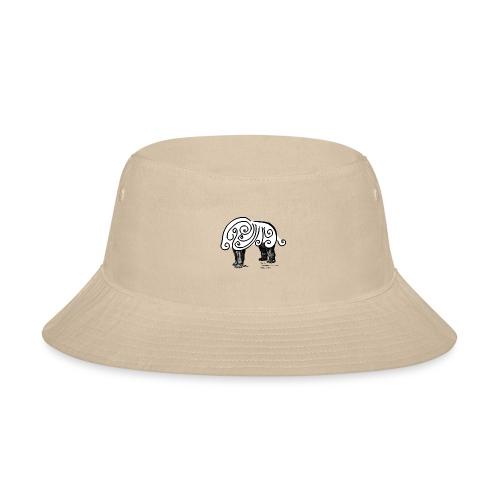 Curly Elephant - Bucket Hat
