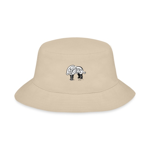 Curly Elephant - Bucket Hat