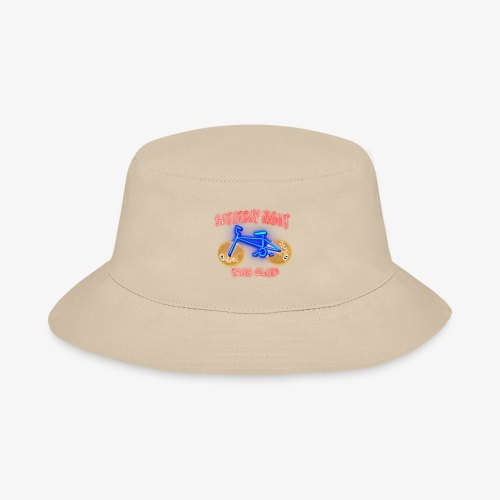 Saturday Night Bike Club - Bucket Hat