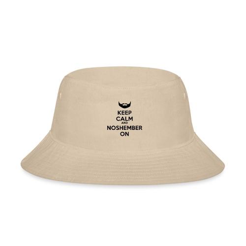 Noshember.com iPhone Case - Bucket Hat