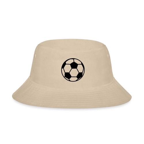 custom soccer ball team - Bucket Hat