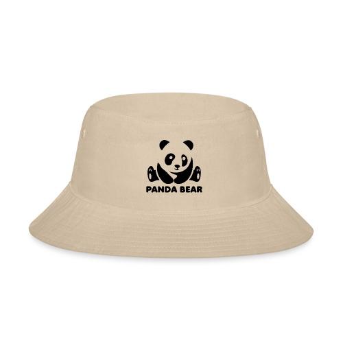 panda bear - Bucket Hat