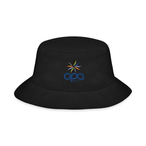 Hoodie with full color OPA logo - Bucket Hat