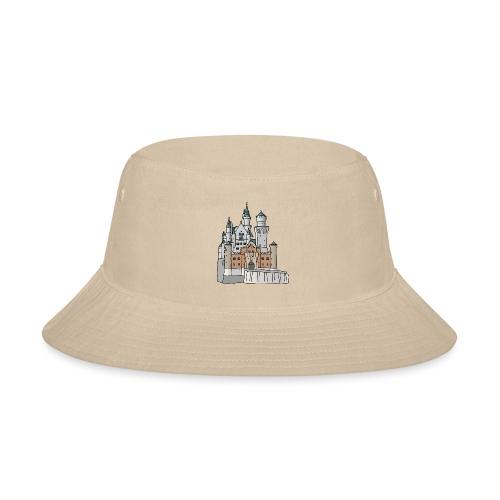 Neuschwanstein Castle, Bavaria - Bucket Hat