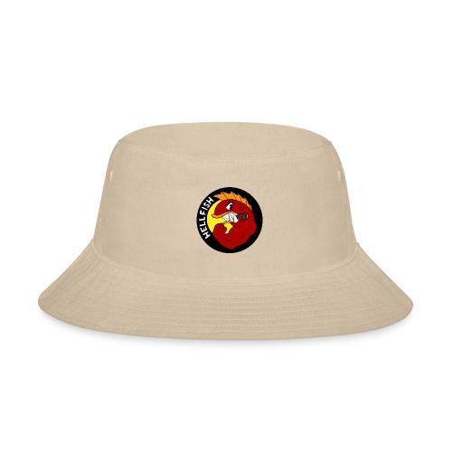 Hellfish - Flying Hellfish - Bucket Hat