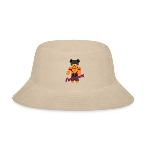 Leather Furrrgus - Bucket Hat