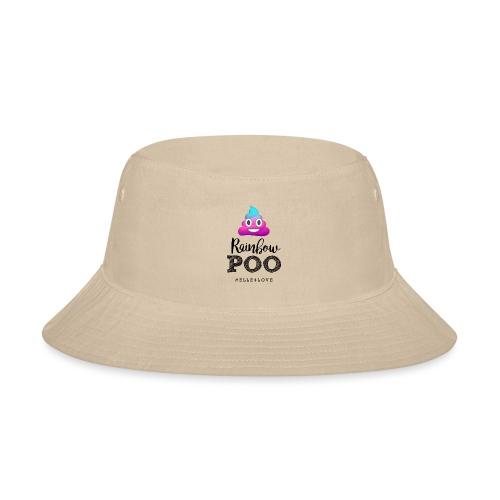 Rainbow Poo - Bucket Hat