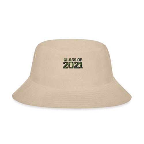Class of 2021 CAMO - Bucket Hat