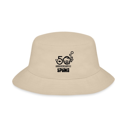 spums50 anniversary - Bucket Hat