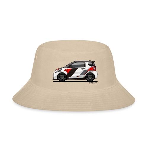 Toyota Scion GRMN iQ Concept - Bucket Hat