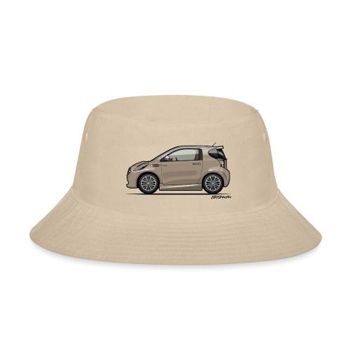 AM Cygnet Blonde Metallic Micro Car - Bucket Hat