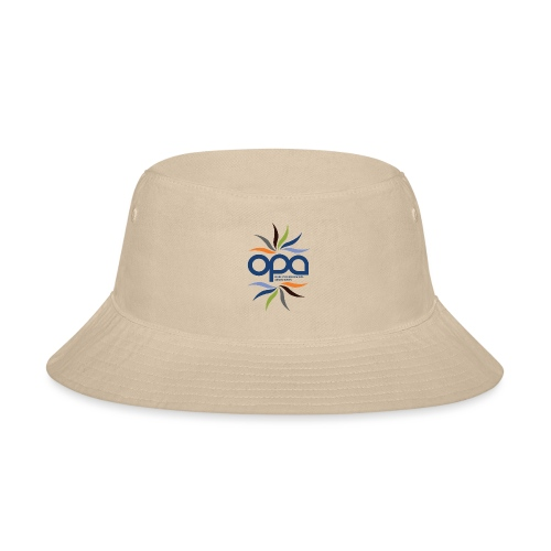 iPhone case with full color OPA logo - Bucket Hat