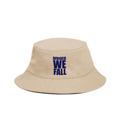 DIVIDED WE FALL - Bucket Hat