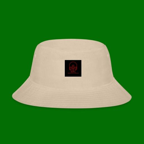 SPC Logo Black/Red - Bucket Hat