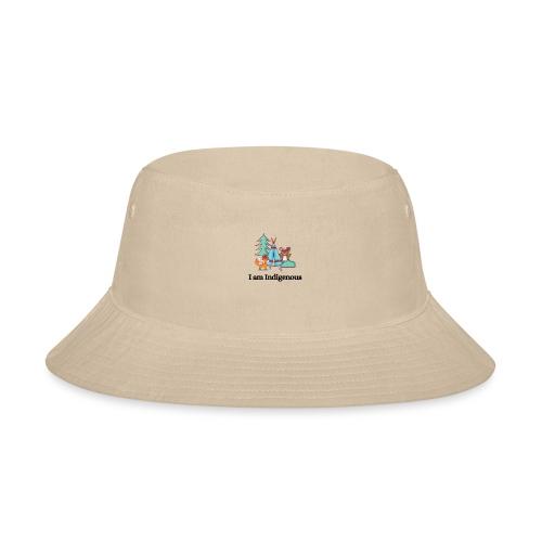 Indigenous Animals - Bucket Hat