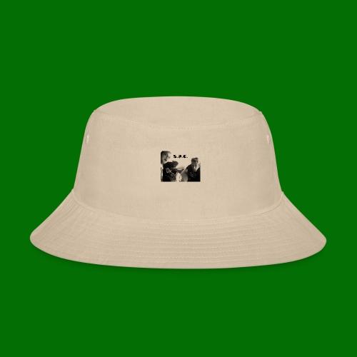 D N BW 2 - Bucket Hat