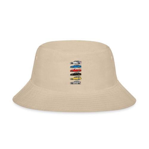 Stack of E36 Variants - Bucket Hat