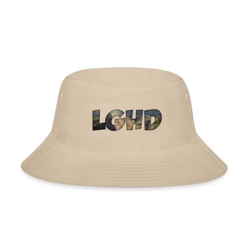 LGHD Rust Name png - Bucket Hat