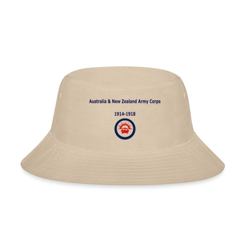 Australia & New Zealand Army Corps - Bucket Hat