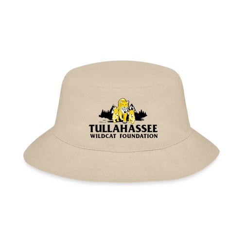 Tullahassee Wildcat Foundation PPE Mask - Bucket Hat