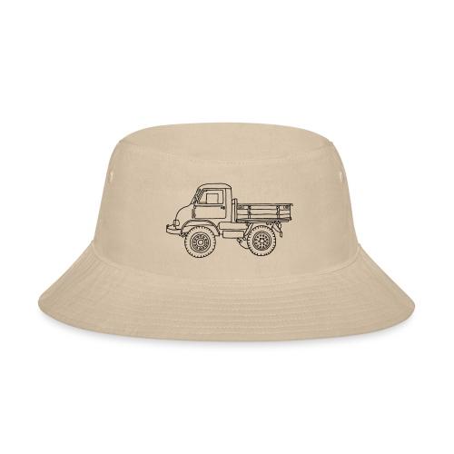 Off-road truck, transporter - Bucket Hat