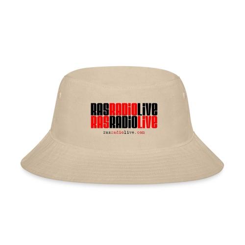 rasradiolive png - Bucket Hat