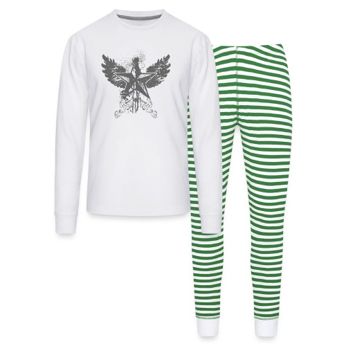 Designer nautical wings - Unisex Pajama Set