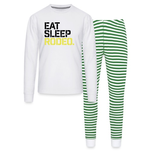 Eat Sleep Rodeo - Unisex Pajama Set