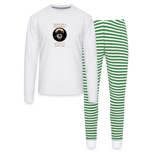 Gonna Get a Big Dish of Beef Chow Mein - Unisex Pajama Set