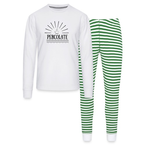 Percolate - Unisex Pajama Set