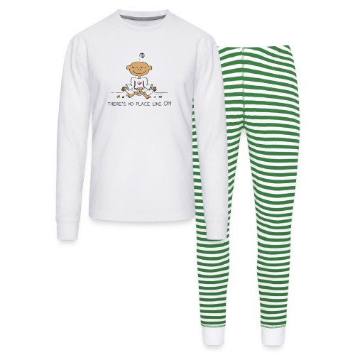 There is no place like OM - Unisex Pajama Set