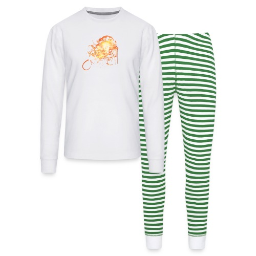 design action - Unisex Pajama Set