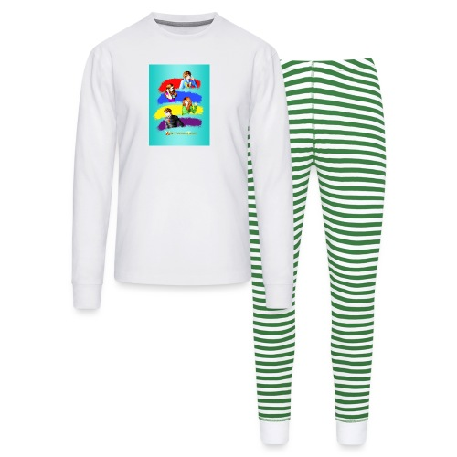 VenturianTaleGroup iPad png - Unisex Pajama Set
