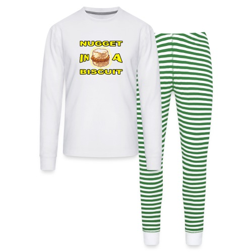 NUGGET in a BISCUIT!! - Unisex Pajama Set