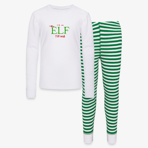 It's an Elf Thing, You Wouldn't Understand - Kids' Pajama Set
