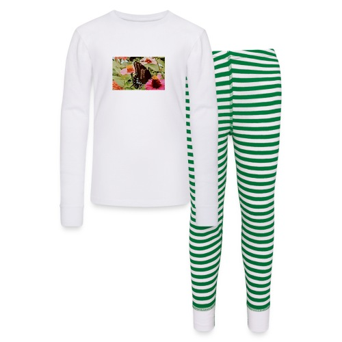 Butterflies are free to fly - Kids' Pajama Set