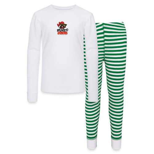 Reckless and Untouchable_1 - Kids' Pajama Set