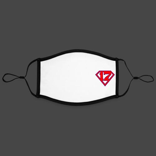 Super 17 - Adjustable Contrast Face Mask (Large)