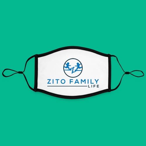 Zito Twins Shop - Adjustable Contrast Face Mask (Large)