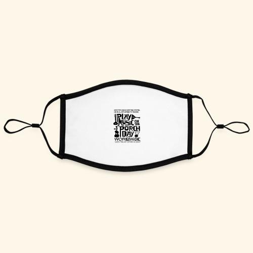 PMOTPD2021 SHIRT - Adjustable Contrast Face Mask (Large)