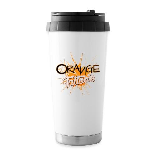Orange Tattoo's - Travel Mug