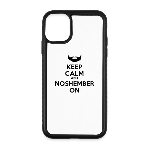 Noshember.com iPhone Case - iPhone 11 Case