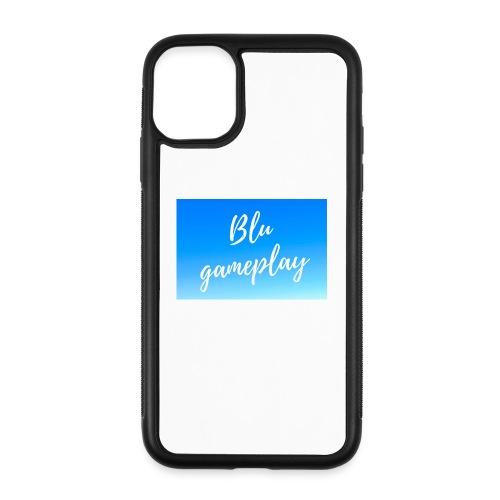 Blu Gameplay sticker - iPhone 11 Case