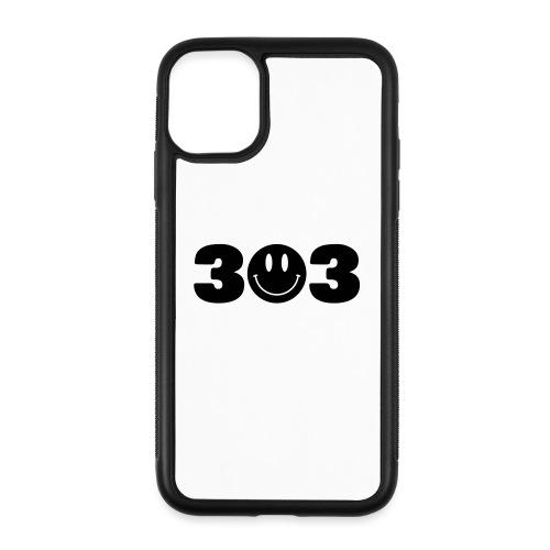 3 Smiley 3 - iPhone 11 Case