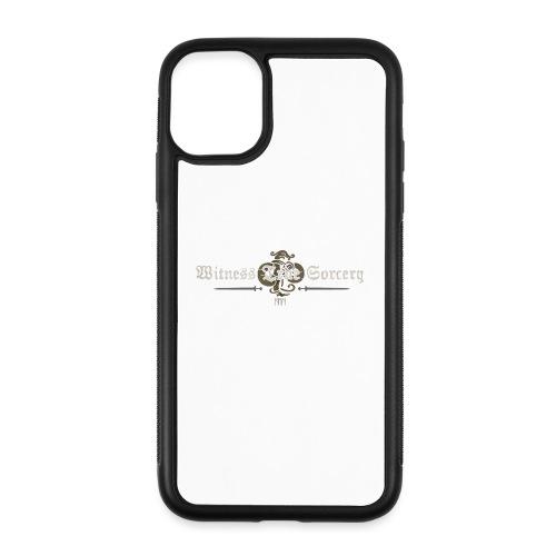 Witness True Sorcery Logo - iPhone 11 Case