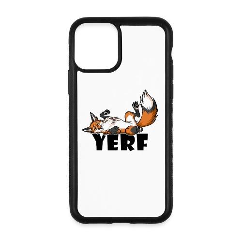 Lazy YERF FOX / FOXES - iPhone 11 Pro Case