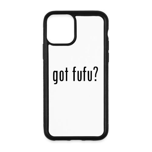 gotfufu-black - iPhone 11 Pro Case