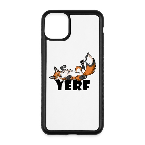 Lazy YERF FOX / FOXES - iPhone 11 Pro Max Case