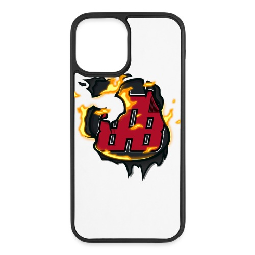 BAB Logo on FIRE! - iPhone 12/12 Pro Case