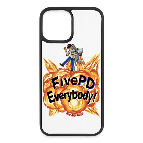 It's FivePD Everybody! - iPhone 12/12 Pro Case
